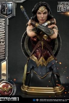 Justice League Büste Wonder Woman 44 cm