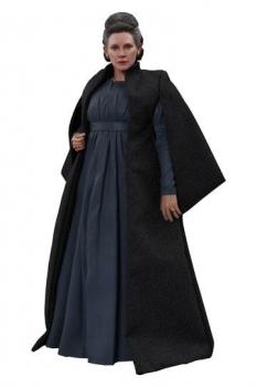 Star Wars Episode VIII Movie Masterpiece Actionfigur 1/6 Leia Organa 28 cm