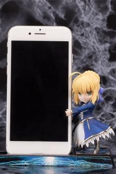 Fate/Grand Order Bishoujo Character Collection Minifigur Saber/Altria Pendragon 8 cm