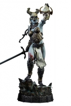Court of the Dead Premium Format Figur Kier Deaths Warbringer 55 cm