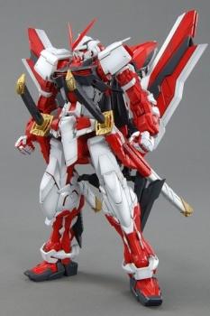 Mobile Suit Gundam Seed Astray Plastic Model Kit 1/100 Gundam Astray Red Frame Revise 18 cm