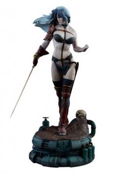 Heavy Metal Premium Format Figur Taarna 58 cm