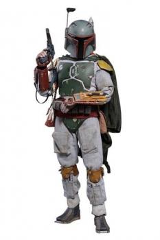 Star Wars Episode V Movie Masterpiece Actionfigur 1/6 Boba Fett Deluxe Version 30 cm