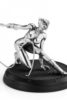 DC Comics Pewter Collectible Statue 1/12 Catwoman 15 cm