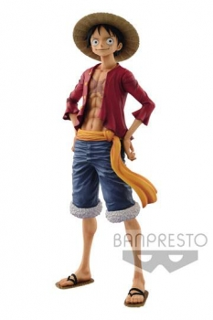 One Piece Grandista The Grandline Men Figur Monkey D. Ruffy 27 cm