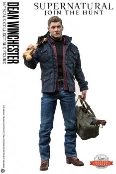 Supernatural Master Series Actionfigur 1/6 Dean Winchester 31 cm