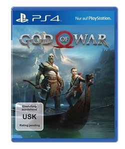 God of War - Playstation 4 - 20.04.18