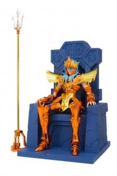 Saint Seiya SCME Actionfigur Poseidon Julian Solo Imperial Throne Set 18 cm