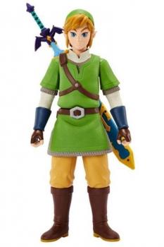 The Legend of Zelda Skyward Sword Deluxe Big Figs Actionfigur Link 50 cm