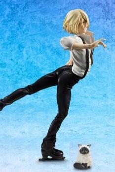 Yuri!!! on Ice G.E.M. Serie PVC Statue 1/8 Yuri & Pyocha 18 cm