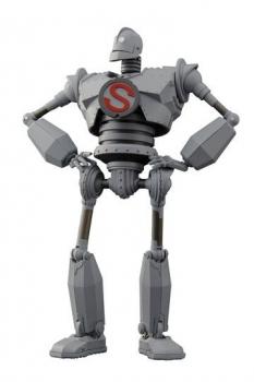 Der Gigant aus dem All Diecast Actionfigur RIOBOT Iron Giant 16 cm