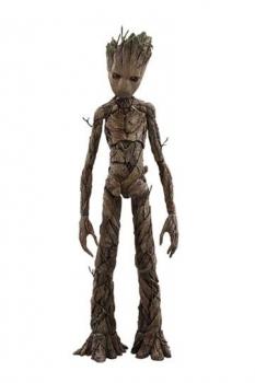 Avengers Infinity War Movie Masterpiece Actionfigur 1/6 Groot 30 cm