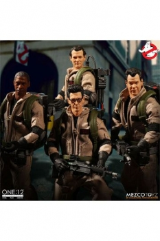 Ghostbusters Actionfiguren 1/12 Deluxe Box Set 17 cm