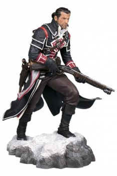 Assassins Creed Rogue: The Renegade PVC Statue Shay 24 cm