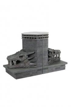 Game of Thrones Buchstützen Dragonstone Gate Dragon 20 cm