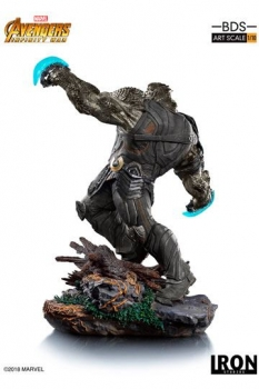Avengers Infinity War BDS Art Scale Statue 1/10 Cull Obsidian 39 cm