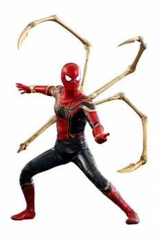 Avengers Infinity War Movie Masterpiece Actionfigur 1/6 Iron Spider 28 cm
