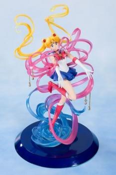 Sailor Moon FiguartsZERO Chouette PVC Statue Sailor Moon Tamashii Web Exclusive 25 cm