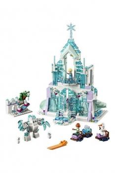 LEGO® Disney: Die Eiskönigin - Völlig unverfroren - Elsas magischer Eispalast