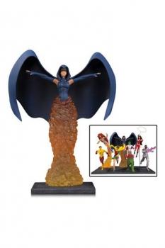 Teen Titans Multi-Part Statue Raven 27 cm (Teil 7 von 7)