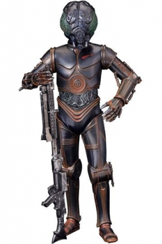 Star Wars ARTFX+ Statue 1/10 Bounty Hunter 4-LOM 17 cm