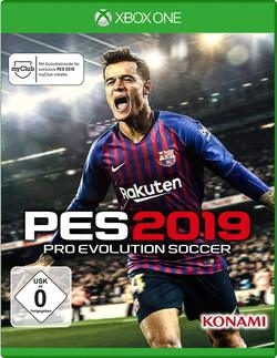 PES 2019 - Pro Evolution Soccer 2019 -XBOX One