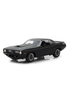 Fast & Furious Diecast Modell 1/18 Custom Plymouth Barracude