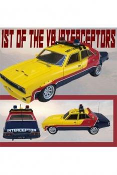 1st of the V8 Interceptors Diecast Modell 1/18 1973 XB Ford Falcon V8 Police Interceptor