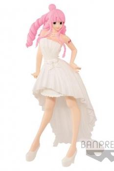 One Piece Lady Edge Wedding Figur Perona Normal Color Ver. 22 cm