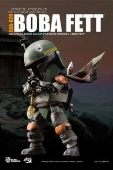 Star Wars Episode V Egg Attack Actionfigur Boba Fett 16 cm