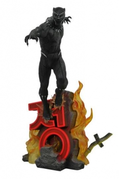 Black Panther Marvel Movie Premier Collection Statue Black Panther 40 cm