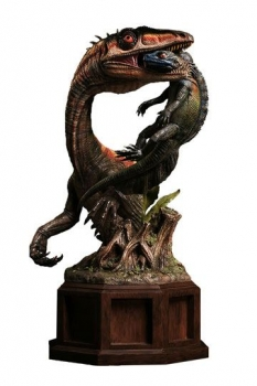 Museum Collection Series Statue Coelophysis Red Ver. 42 cm