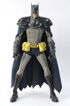 DC Steel Age Actionfigur mit Leuchtfunktion 1/6 Steel Detective Batman 35 cm