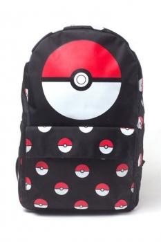 Pokémon Rucksack Pokeball AOP