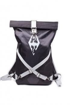 The Elder Scrolls V Skyrim Rucksack Logo