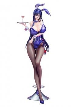 Magical Girl Mahou Shoujo PVC Statue 1/7 Misa Suzuhara Bunny Girl Style 27 cm