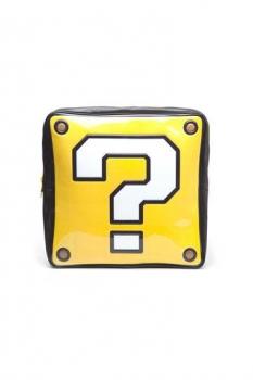 Nintendo Rucksack Question Mark Box Shaped