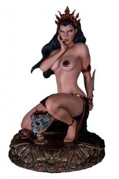 Arkhalla The Queen of Vampires Statue 1/3 Arkhalla Hells Fire 51 cm