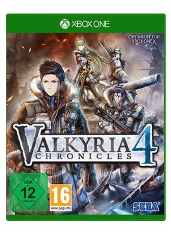Valkyria Chronicles 4  Limited Edition - XBOX One