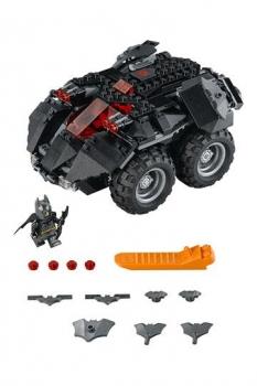 LEGO® DC Super Heroes - App-Gesteuertes Batmobile
