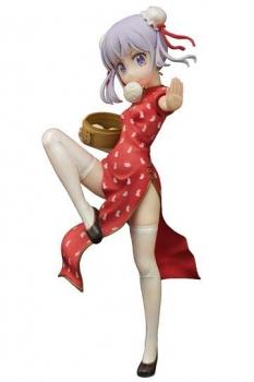 New Game! PVC Statue 1/7 Aoba Suzukaze Emon Restaurant Mandarin Dress Ver. 21 cm