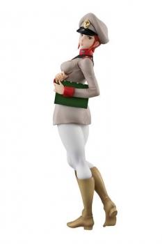 Mobile Suit Gundam GGG Statue Matilda Ajan 20 cm