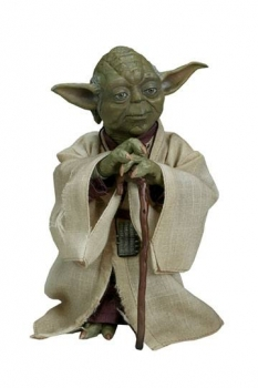 Star Wars Episode V Actionfigur 1/6 Yoda 14 cm
