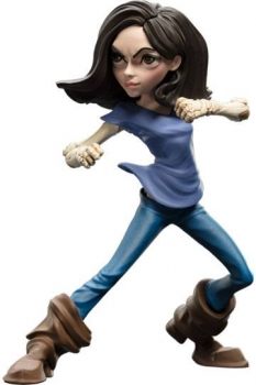 Alita: Battle Angel Mini Epics Vinyl Figur Alita Doll 11 cm