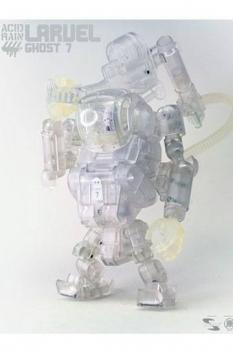 Acid Rain Action Mecha Actionfigur 1/18 Laurel Ghost 7 18 cm