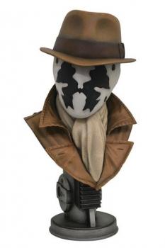 Watchmen Legends in 3D Büste 1/2 Rorschach 25 cm