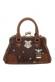 Harry Potter Handtasche Kiss Lock