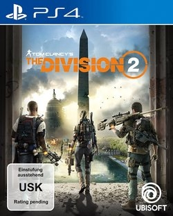 Tom Clancy´s The Division 2 - Playstation 4