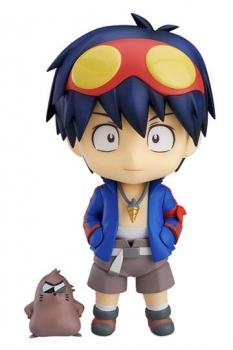 Tengen Toppa Gurren Lagann Nendoroid Actionfigur Simon 10 cm
