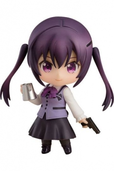 Is the Order a Rabbit Nendoroid Actionfigur Rize 10 cm